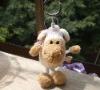 plush stuffed chain for gift item