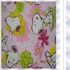 polyester FDY printing  cheap polar fleece fabric