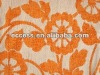 polyester and rayon jacquard curtain fabric