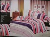 polyester/cotton 4 pcs adult's bedding sets