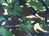 polyester/cotton camouflage fabric