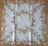 polyester fabric tablecloth