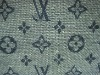 polyester jacquard fabric with pvc/pu coated