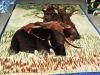 polyester mink super soft blanket