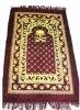 polyester prayer rug