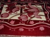 polyester printed mink blankets