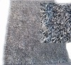 polyester shaggy rug