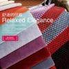 polyester super-soft plain color microfiber EF velboa sofa knitting fabric