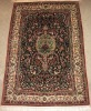 popular hand knotted silk rugs