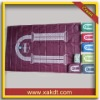 prayer mat with bag for islamic/muslim dsign CBT-19