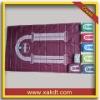prayer mat with bag for islamic/muslim dsign CBT-19