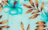 print twill strench cotton fabric
