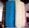 printed 100% polyester blanket