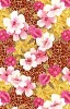 printed 90polyester10cotton fabric