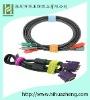 printed Nylon Velcro Magic Cable Ties