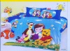 printed cotton bedding set for Children