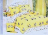 printed cotton duvet cover bedding sets for children