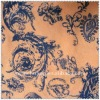 printed cotton fabric with spandax