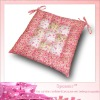 printed cotton seat cushion