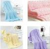 printed polyester blanket