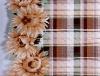 printed pvc table cloth/clear plastic pvc tablecloth/linen