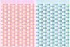 printed/velour bamboo fiber terry blanket