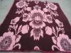 printing jacquard blanket