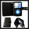 promotional leather case for Ipod classic