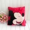promotional plush cushion