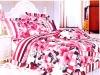 pure cotton printed bedding set