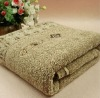 pure cotton thick face towel