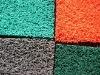 pvc colorful coil mat