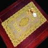 pvc lace table cloth size: 1.38m*20m and 50cm*20m