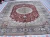 qom 1111 psi silk on silk carpets