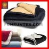 queen sherpa blanket