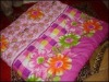 quilted patchwork bedspread