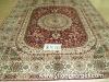 qum silk carpet iran