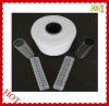 raw white virgin 40 2 polyester sewing thread