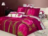 reactive cotton bedding set
