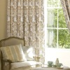 ready made curtain-delicate blackout curtain
