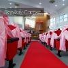 red wedding carpet
