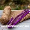 regenerated cotton yarn for knitting socks for knitting pattern Knitting Loom