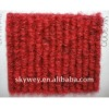 rib red carpets for exhibition