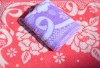 ribbon flowers without twisting yarn thicken babies pillow towel