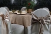 round back chair cover