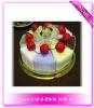round cake towel