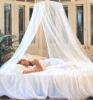 round mosquito nets/princess umbrella bed canopy with chiffon