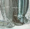 round sequin metallic cloth