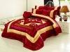satin comforter set