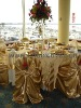 satin wrap chair covers